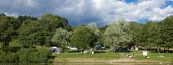 campsite near autun