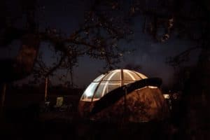 camping a moins de 100km de beauvais - restaurant