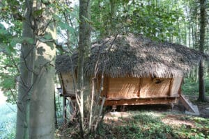 unusual eco lodge rental near crotoy