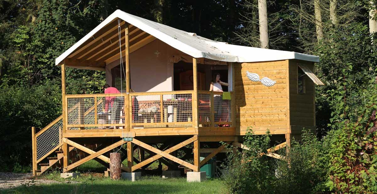 camping proche de quend