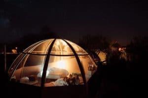 camping proche de ault - piscine