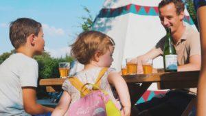 camping avec restaurant somme - mobil home