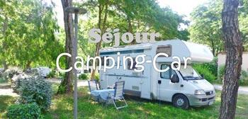 camping reserve de scandola - piscine