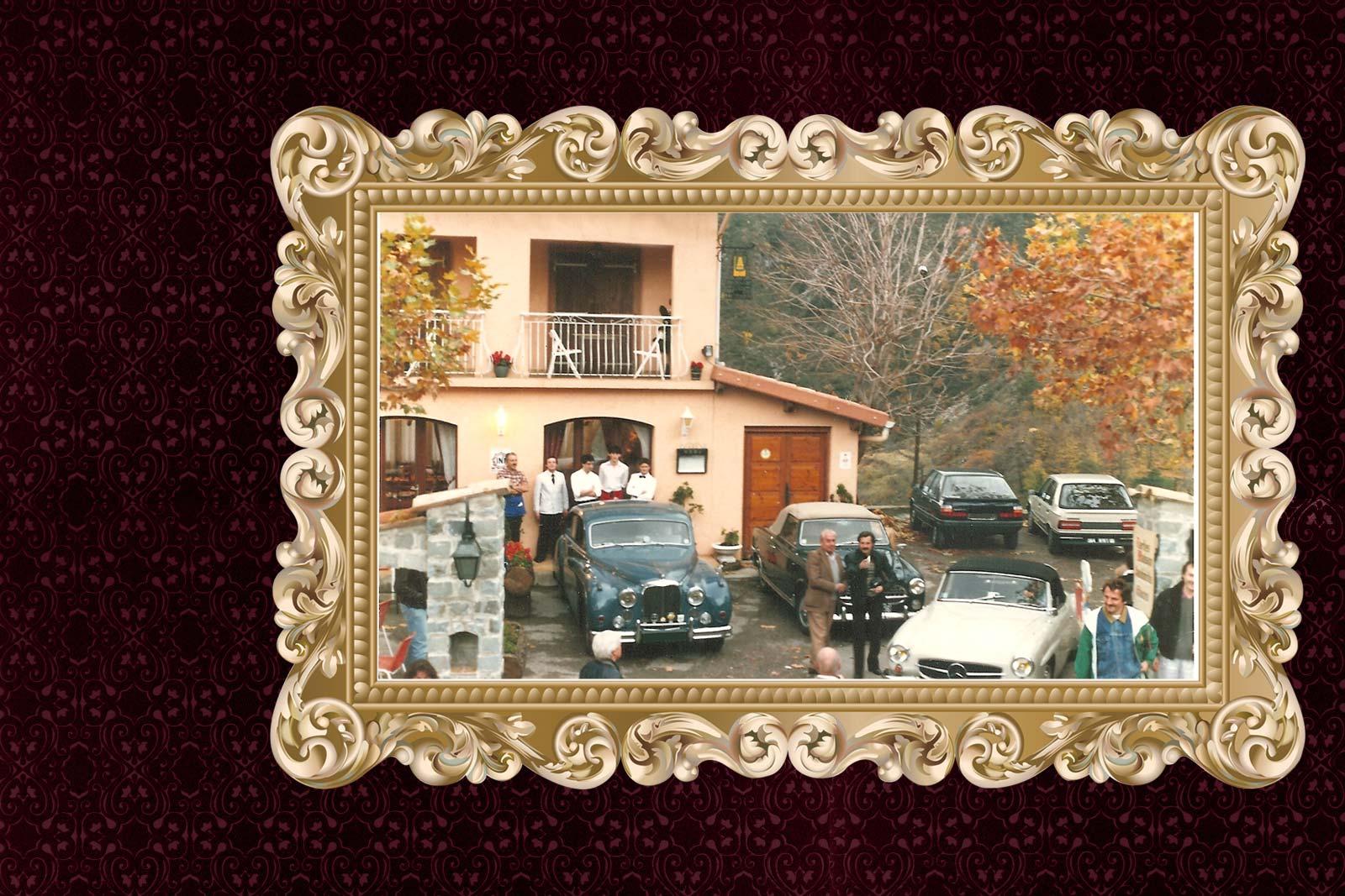 restaurant parc du mercantour