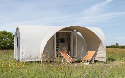 camping caravan la palmyre