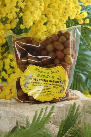 huile d olive vierge extra de qualite - MOULIN BAUSSY