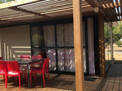 camping in de buurt castelnaud la chapelle - LA PEYRUGUE
