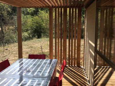campsite near beynac