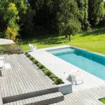 construction piscine haut de gamme cap ferret - business plan pas cher