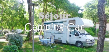camping caravanes cargese - animations