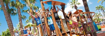 camping ouest corse - piscine