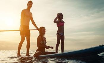 verleih von ausgestatteten zelten liamone strand