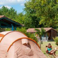liste des campings biscarosse.