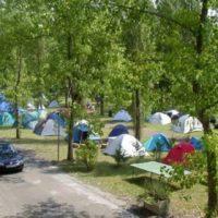 liste des campings parentis en born.