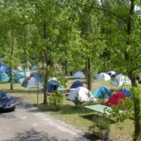 liste des campings sanguinet.
