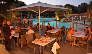 camping acces direct plage corse