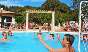 camping animation enfants nord corse