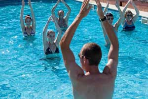 camping residence secondaire montignac. - camping piscine chaufee