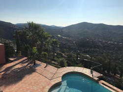 location villa long week end proche le lavandou - location vacances