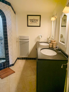 location maison de vacances sans vis a vis proche le lavandou - location vacances groupe